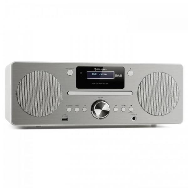 Микросистема DAB / DAB + FM-тюнер CD-плеер.