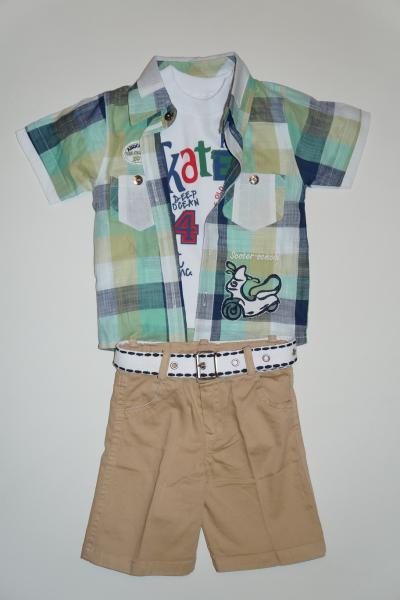 костюм для мальчика3081