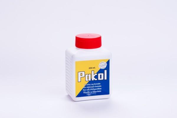 Паста для уплотнения резьбовых соединений Pakol 250 мл. в пластиковой банке с кисточкой для нанесения.