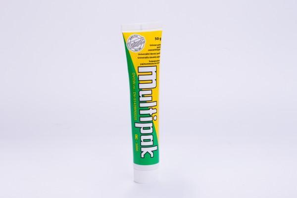 Паста для уплотнения резьбовых соединений Multipak в 50 г пластиковом тюбике