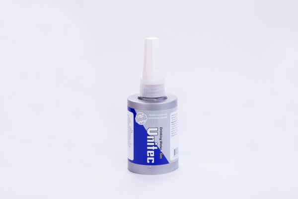 Анаэробный клеевой герметик для фиксации средней прочности резьбовых соединений UNITEK WATER 75 мл