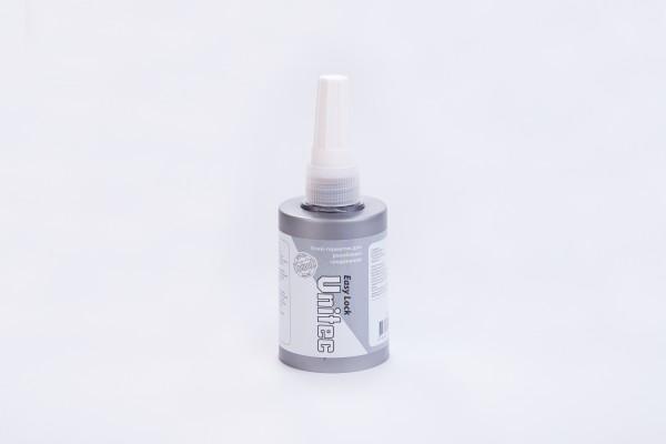 Анаэробный клеевой герметик для фиксации низкой прочности резьбовых соединений UNITEK EASY 75 мл