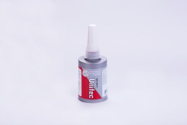 UNITEK HOT 75 мл. Анаэробный клеевой герметик для фиксации высокой прочности резьбовых соединений