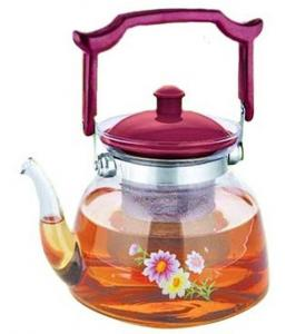 Фото Посуда для чая и кофе, заварочные чайники/френч пресы Заварочный чайник Empire 1400 мл. EM-9528
