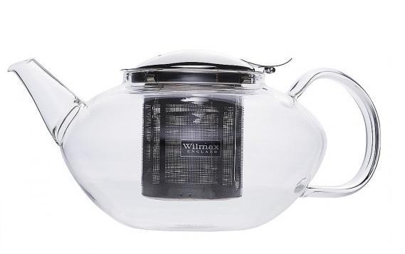 Чайник заварочный WILMAX Termo Glass на 1550 мл. WL-888806