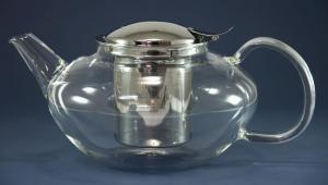 Фото Посуда для чая и кофе, заварочные чайники/френч пресы Чайник заварочный WILMAX Termo Glass на 1550 мл. WL-888806