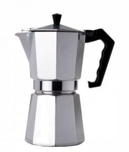 Фото Посуда для чая и кофе, кофеварки гейзерные Кофеварка гейзерная BERGNER на 9 чашек. SG-3508