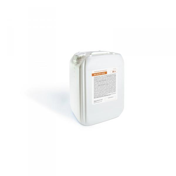 ВИРОКЛИН-КПМ 10 л под заказ ( концентрированное кислотное пенно-моющее средство для очищения от минеральных и органических загрязнений.)