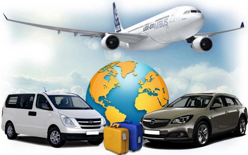 KiwiTaxi: Автомобильные трансферы'