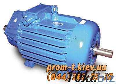 Электродвигатель MTKH-511-6, MTF-511-6, MTH-511-6 Крановые электродвигатели в Украине