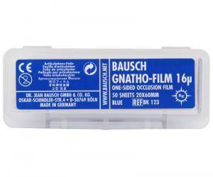ВК 123 Gnatho-Film  Мягкая окклюзионная пленка, 16 мкм (Bausch)