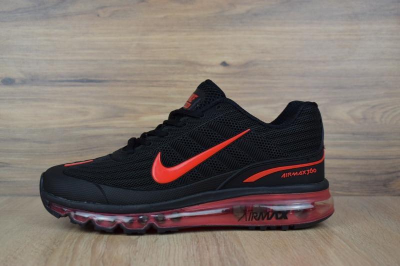 Nike Air Max 260 Black Red (41-45)