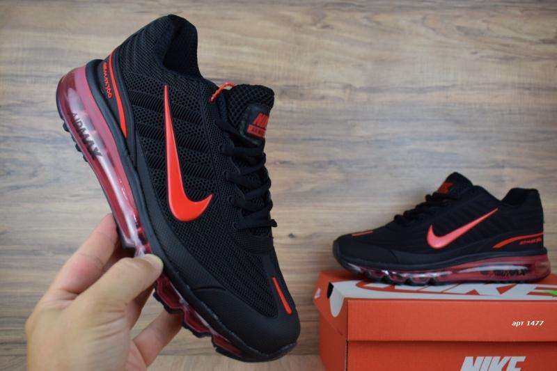 4c495e78b8c Фото Nike Air Max 260 Black Red (41-45)