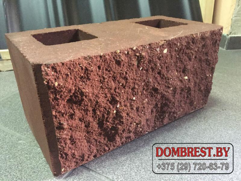 фундаментные блоки демлер для забора в Бресте