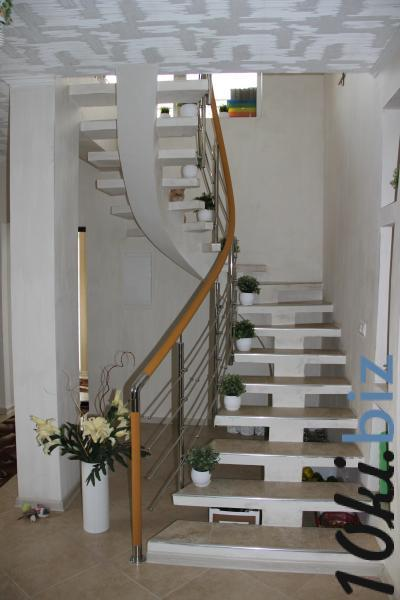 С забежными ступенями на косоуре купить в Иркутске - Лестницы с ценами и фото
