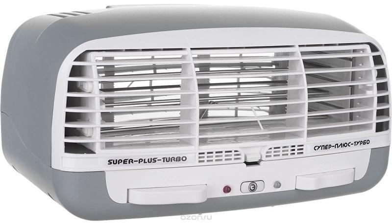 Супер Плюс Турбо очиститель-ионизатор воздуха