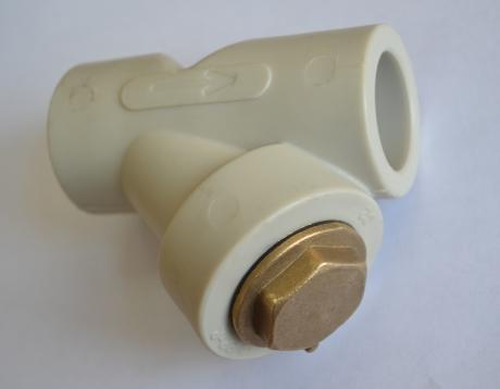 Фильтр PP-R 32Вх32В (стакан 1)