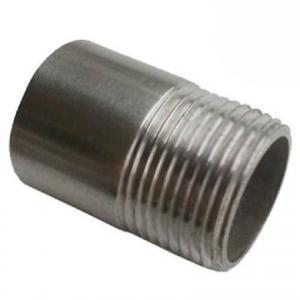 Фото Фитинг нержавеющая сталь Резьба короткая нержавеющая AISI 316L Ду 20