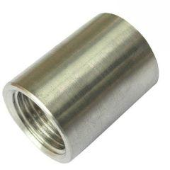 Фото Фитинг нержавеющая сталь Муфта нержавеющая AISI 304 Ду   8