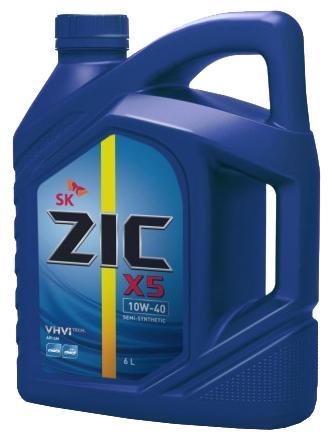 Zic X5 10w40 6л (A)
