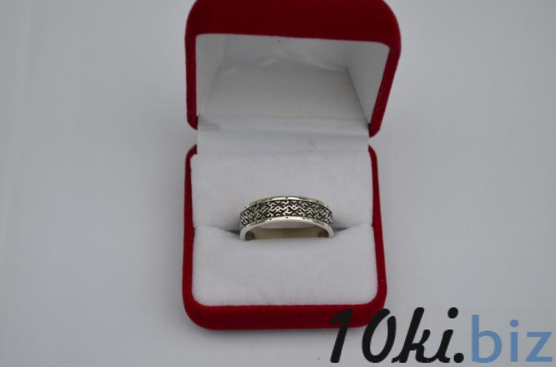 Обережное кольцо Серебряные цепочки в Украине