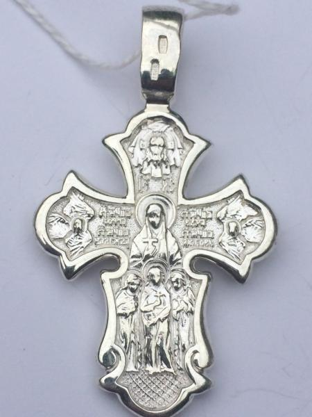 Фото Кресты Распятие Христово. Святые мученицы Вера, Надежда, Любовь и мать их София