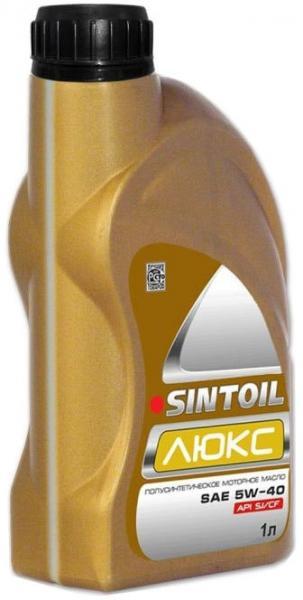 Sintec / Sintoil Люкс 5w30 1л