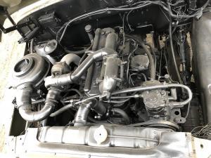 Фото  Буровая установка УРБ 2.5 А на базе Зила 131 с инструментом с дизельным  двигателем Д 245