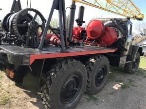 Фото  Буровая установка УРБ 2.5 А с инструментом  полный комплект