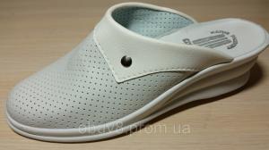 Фото Обувь рабочая медицинская женская оптом Сабо медицинские женские