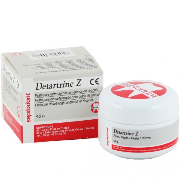 Detartrine Z - паста полировочная с цирконием (Детатрин Зет) 45г.