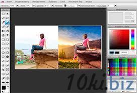 Обучение ФОТОШОП (photoshop) растровая графика