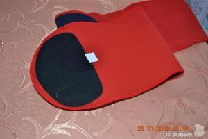 Фото Одежда и аксессуары для похудения Пояс для похудения WEILONG CLASSIC (Вулкан Классик)