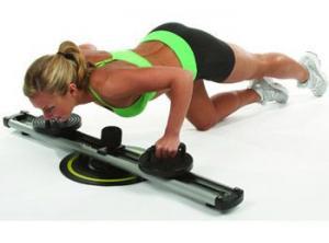 Фото Тренажеры для фитнеса Тренажер для всего тела Серкл Глайд (Circle Glide)