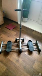 Фото Тренажеры для фитнеса Домашний тренажер для ног Лег Меджик (Leg Magic)