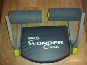 Фото Тренажеры для фитнеса Тренажер для пресса Wonder Core Smart