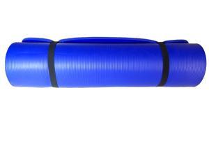 Фото Коврики для йоги, фитнеса и спорта Каучуковый коврик для фитнеса и йоги «Holland Finess Mat NBR» 1750x700x15мм