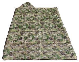 Фото Мешки спальные (спальники) Спальник - одеяло с компрессионным чехлом «Студент»