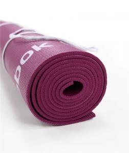 Фото Коврики для йоги, фитнеса и спорта Нескользящий коврик для йоги «Reebok» 1730х610х4 мм