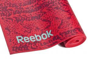 Фото Коврики для йоги, фитнеса и спорта Спортивный коврик «Reebok» 1730х610х4 мм