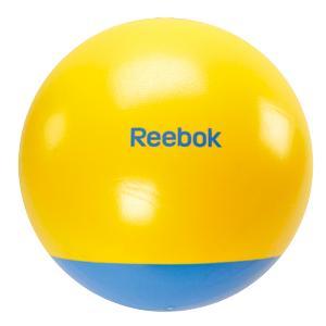 Фото Фитболы (мячи для фитнеса), балансировочные полусферы BOSU Мяч для фитнеса (фитбол) усиленный «Reebok» 75 см. ABS system