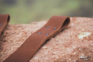 Фото Аксессуары для зала: лямки, крюки, петли, манжеты, тяги, напульсники Лямки для штанги кожаные