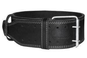 Фото Атлетические пояса для пауэрлифтинга и бодибилдинга Атлетический пояс кожаный (трехслойный) XL (88-106 см)