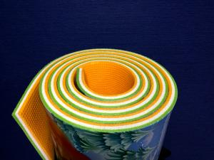 Фото Детские развивающие игровые коврики Детский развивающий коврик трехслойный (2000х1200x12 мм)