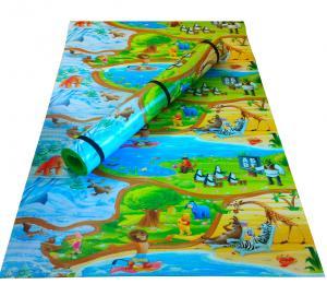 Фото Детские развивающие игровые коврики Детский игровой коврик L 1500х1200x8 мм