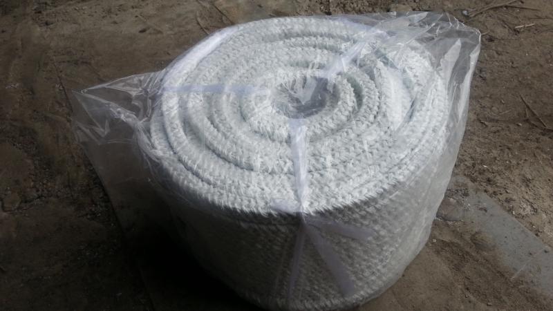 Уплотнительный теплоизоляционный шнур для дверки котла