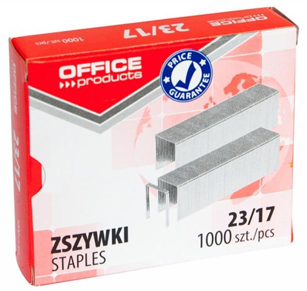 """Скобы 23 """"Office Products"""" (разные размеры и ЦЕНЫ, см. подробнее)"""