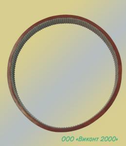 Фото  Зубчатый резиновый ремень 25 Т5/800+ Vikolaks 7 мм. на «Matrix»
