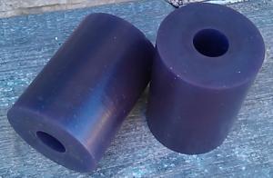Фото  Транспортные ролики ø50хø36х90 мм и ø50хø17х67 мм для моечной линии