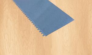 Фото  Нож перфорационный 200х25х1, 0 мм для целюлозно-бумажного оборудования